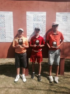 Jake O'Neil and Jake Slocum placing 2nd and 3rd at RMJGT event