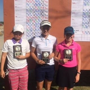 Christine Cho - 1st Place at RMJGT Event