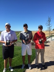 Andrew Cortez - 2nd Place (picture courtesy of RMJGT)