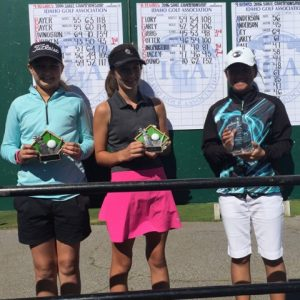 Grace Singpraseuth - 2016 IGAJ Girls State Champion Ages 11-12