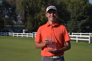 Carson Barry - 2016 Idaho Boys Junior Champion Ages 16-18