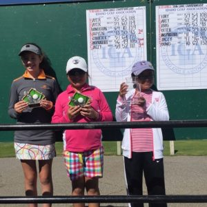 Chloe Singpraseuth 2nd place - 2016 Idaho State Championship Girls Ages 9-10